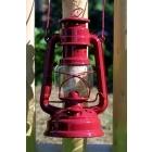 Feuerhand Original petróleum lámpa (Piros)