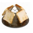 Coghlans Campingtoaster kemping kenyérpirító