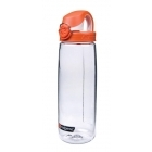 Nalgene Everyday OTF Bottle 0,7 l-es italtartó kulacs (transparent/deckel orange)