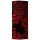 4 Fun Standard többfunkciós csősál (Fekete, Piros, Mintás)
