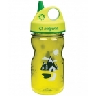 Nalgene Everyday Grip-n-Gulp gyerek italtartó palack (yellow trail)