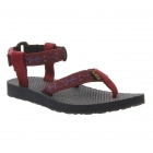 Teva Original Sandal Sport női szandál (old lizard red)