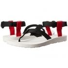 Teva Original Sandal Sport női szandál (black/red)