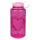 Nalgene Everyday nagynyílású 1l-es italtartó palack (heart pink/pink)