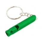 Rockland Whistle key ring jelző síp (zöld)
