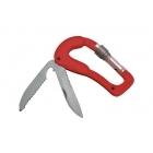 Baladéo Cliff karabineres bicska (red)