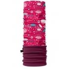 4 Fun Polartec többfunkciós gyermek csősál (Paradise Pink)