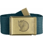 Fjällraven Canvas Brass Belt 4 cm vászonöv