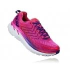 Hoka One One Clifton 4 női aszfalt futócipő (Fuchsia / Hot Pink)