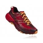 Hoka One One Speedgoat 2 férfi terepfutó cipő (Winetasting / Haute Red)