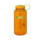 Nalgene Everyday nagynyílású 1l-es italtartó palack (clementine)