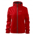 Sandstone BikeRun női softshell dzseki (Piros)