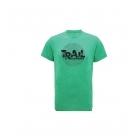 Bap Trail Running férfi technikai póló (green melange)