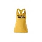 Bap Trail Running női technikai trikó (true yellow)