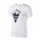 Elbrus Adamas férfi rövid ujjú póló (White)