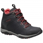 Columbia Fire Venture Mid Waterproof női bakancs (010 Black)