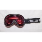 Bollé Chrono 2 gyerek síszemüveg (black - piros lencse)