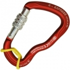 Kong Ferrata Express Sleeve karabiner (Red)