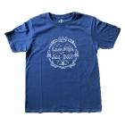 BAP Camping gyerek póló (kék)