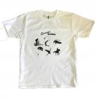 BAP Summer Holiday gyerek póló (fehér)