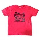 BAP Wildlife gyerek póló (piros)