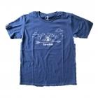 BAP Freedom gyerek póló (kék)