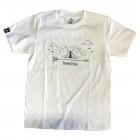 BAP Freedom gyerek póló (fehér)