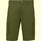 Kariban Lightweight multipocket bermuda (Light Khaki)