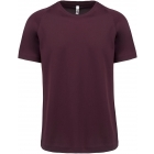 ProAct férfi technikai póló (wine)