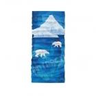 4 Fun 7 kontinens többfunkciós csősál (Mountain Ice)