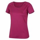 Husky TAURY cool dry női technikai póló (light purpure)