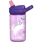 CamelBak Eddy+ Kids 0,4 L-es kulacs (Kosmic Kitties)