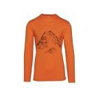 Northfinder Vastyn férfi hosszú ujjú póló (432/orange)