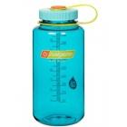 Nalgene Everyday nagynyílású 1l-es italtartó palack (Cerulean)