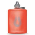 Hydrapak Stow Bottle 500ml soft kulacs (Redwood)