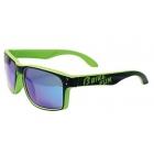 BikeFun Stage napszemüveg (Zöld)