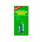 Coghlans Zipper Thermo-Compass cipzárra akasztható hőmérő és iránytű