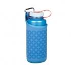 Nalgene Bottle Clothing neoprene karabineres kulacstartó (Kék)