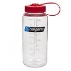 Nalgene Everyday nagynyílású 0,5 l-es italtartó palack (Átlátszó)