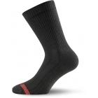 Lasting TSR bambusz zokni (Fekete)