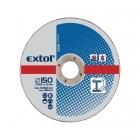 Extol Craft 106920 125×1,6×22,2mm-es vágókorong fémhez