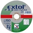 Extol Premium 8808509 230×3,0×22,2mm-es vágókorong kőhöz