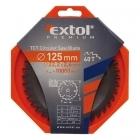 Extol Premium 8803207 125×22,2mm-es keményfémlapkás körfűrészlap