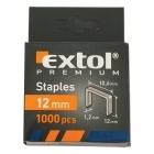 Extol Premium 8852204 12mm-es tűzőgépkapocs 1000db-os