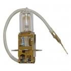 Extol 8862122A tartalék halogén izzó H3 8862122 és 8862120 lámpákhoz
