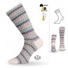 Lasting HMD téli túra és hegymászó zokni