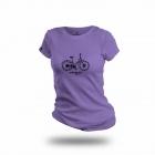 Cycling People Cycling Chick női póló