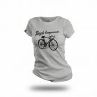 Cycling People Components női póló