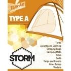 Storm Tear-Aid javító folt szett