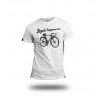 Cycling People Components férfi pamut póló